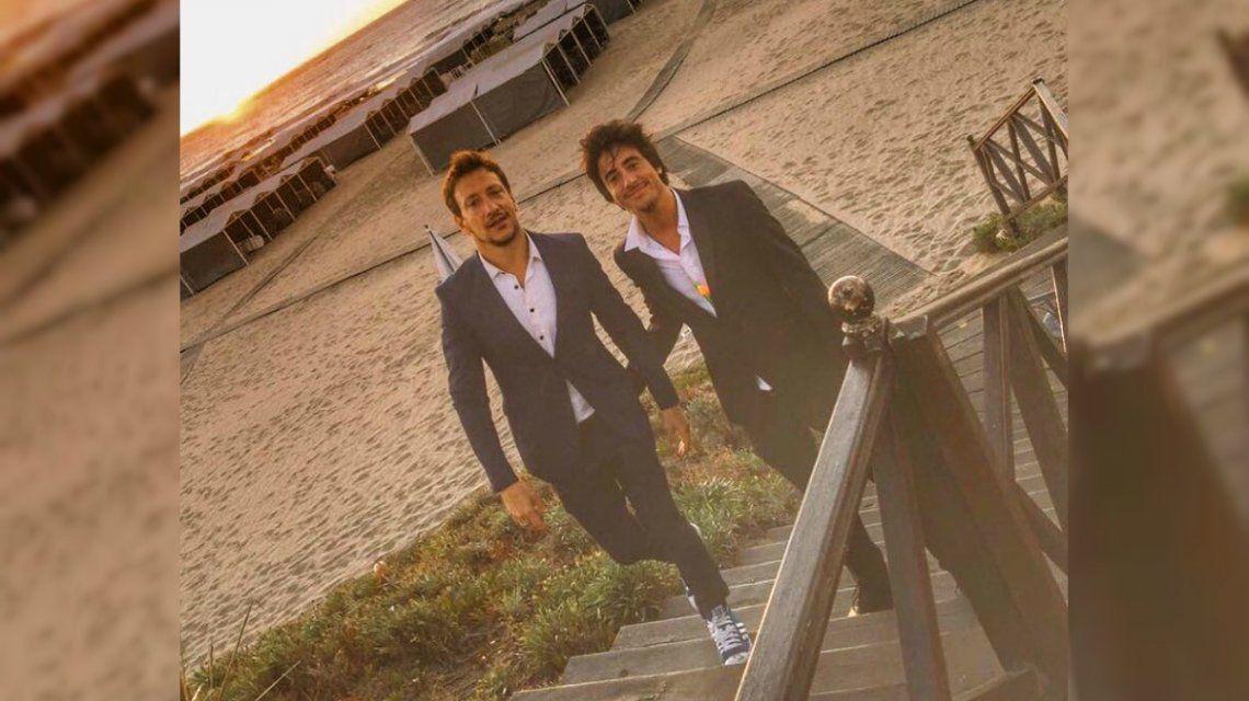 Nico y Santiago