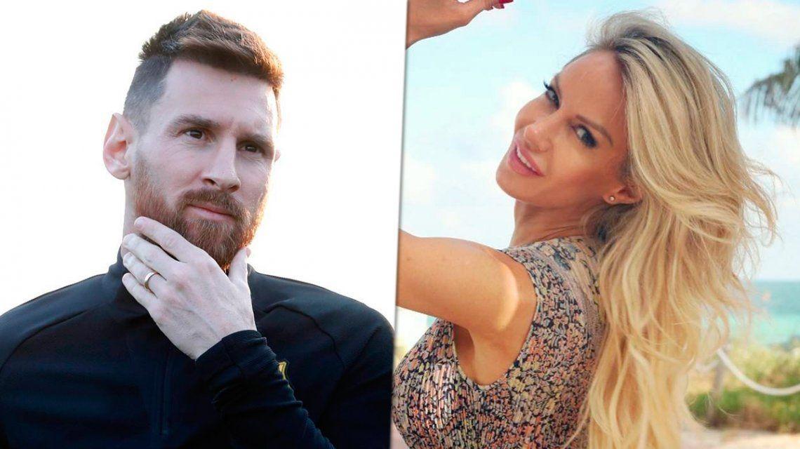 La historia secreta de Lionel Messi y Luciana Salazar
