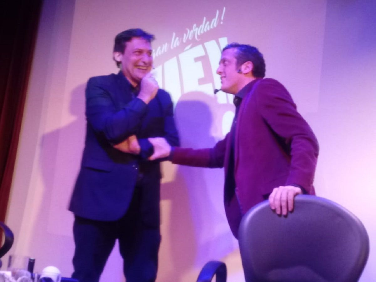Paulo Kablan y Mauro Szeta suman funciones en el Paseo la Plaza