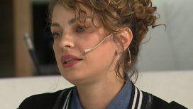 Dolores Fonzi: Las pibas son las que nos van a rescatar de los dinosaurios de la política