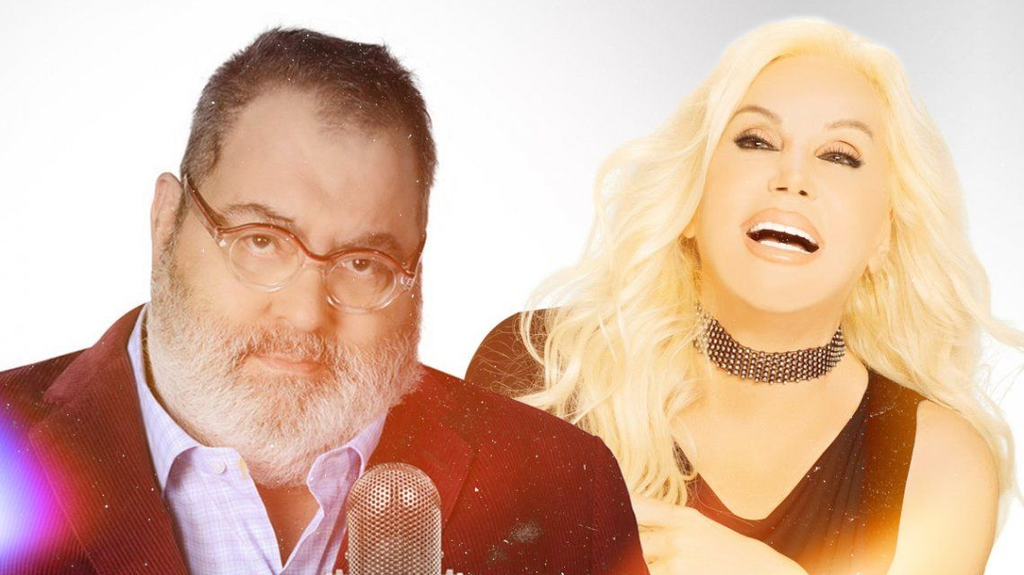 La guerra por el rating entre Jorge Lanata y Susana Giménez se muda al miércoles