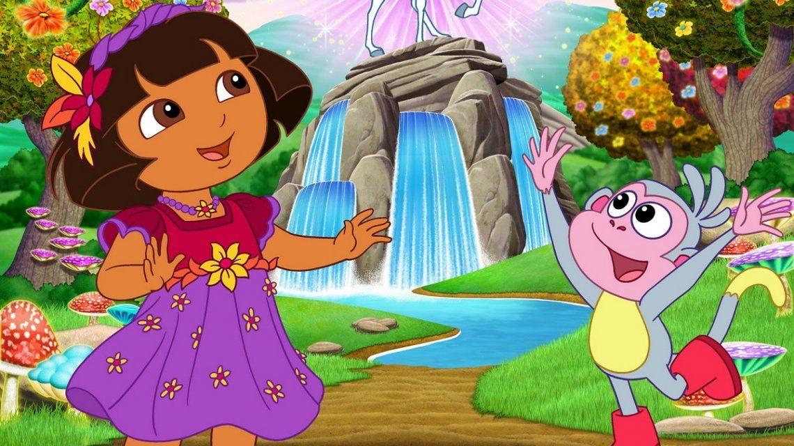 Así será la versión humana de Dora, la exploradora