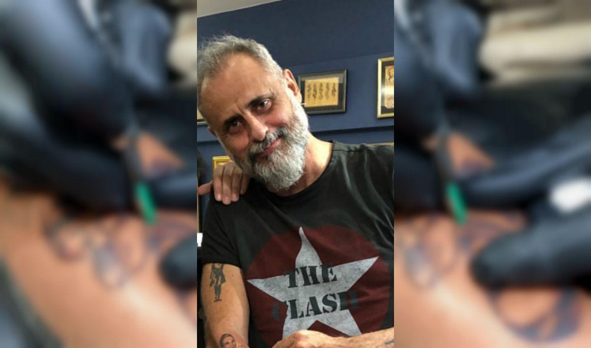 El nuevo tatuaje de Jorge Rial