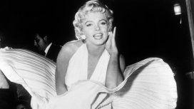 Encuentran imágenes de Marilyn Monroe desnuda en una película
