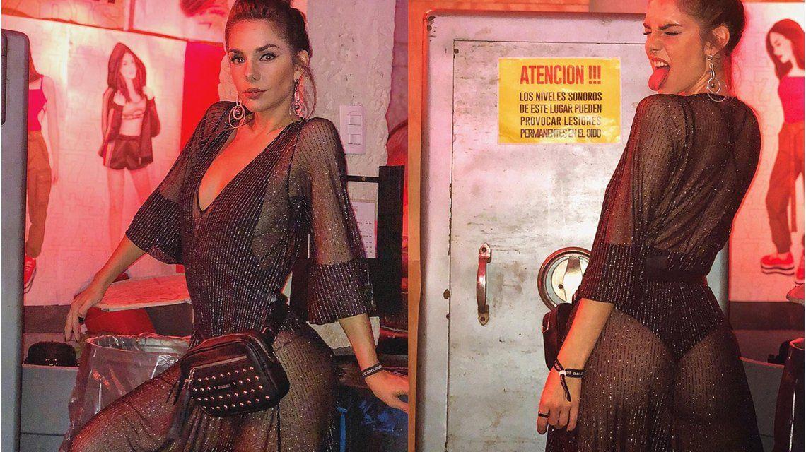 El look ultra hot de Julieta Nair Calvo que sorprendió hasta a Lali Espósito