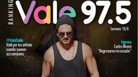 Ricardo Arjona destronó a Carlos Rivera con Señorita en el Ranking Vale