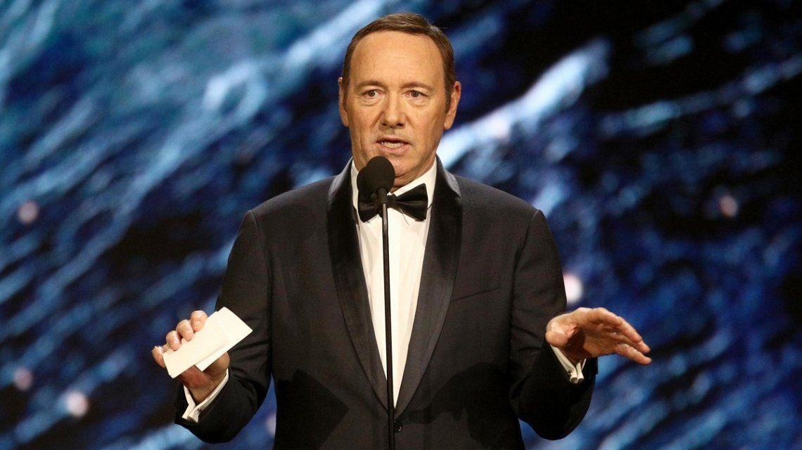 Tras las denuncias de abuso sexual, debutó la película de Kevin Spacey y recaudó solo 126 dólares