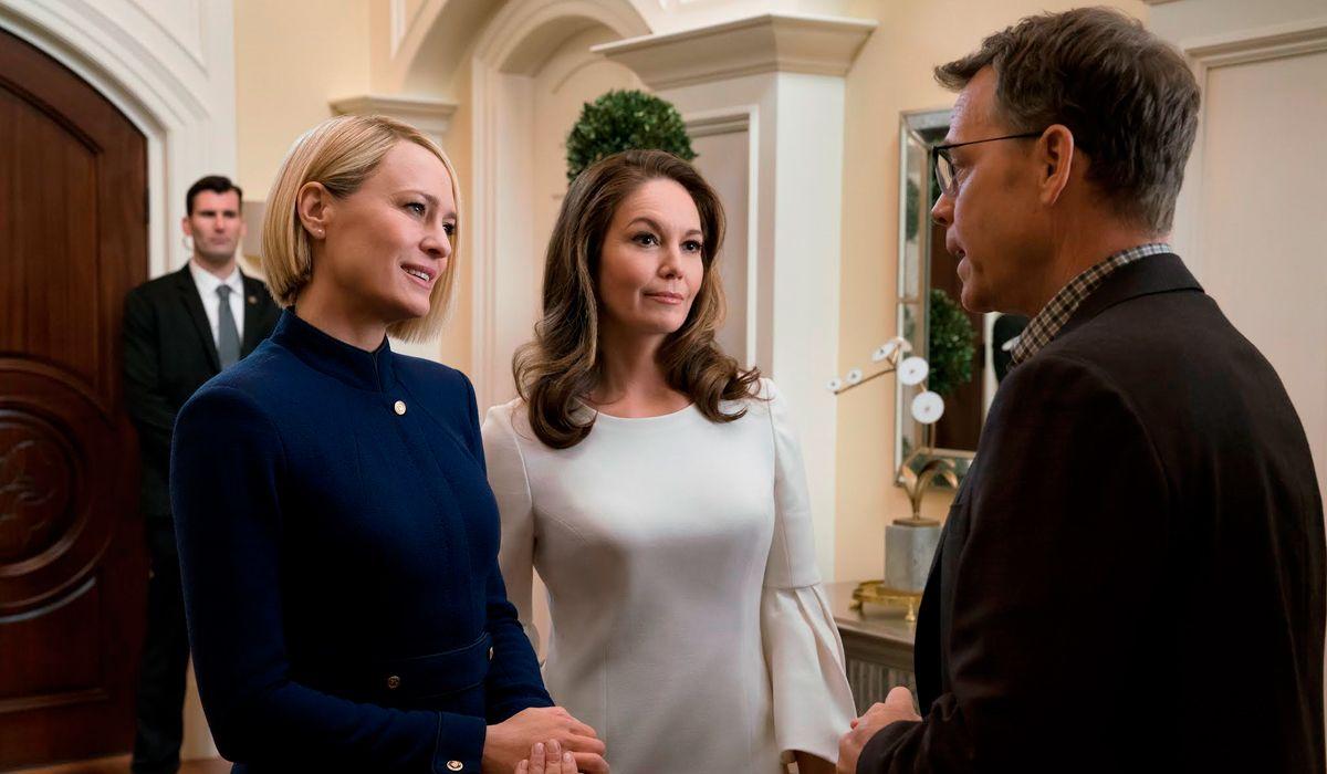 Los tres nuevos personajes de la última temporada de House of Cards
