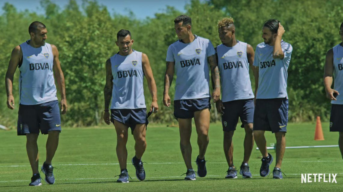 Así será Boca Juniors Confidencial, el documental xeneize de Netflix