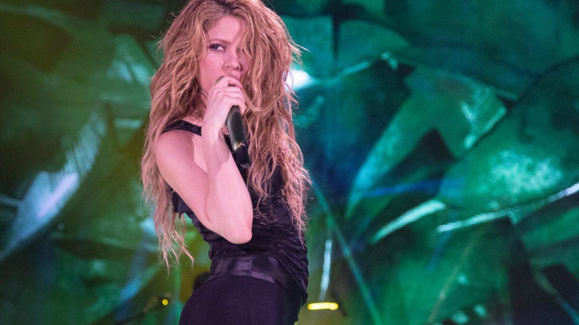 Shakira en El Dorado World Tour
