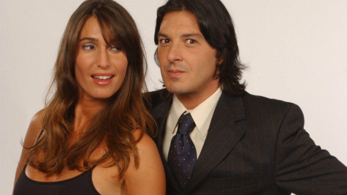 Romina Yan y Damián De Santo