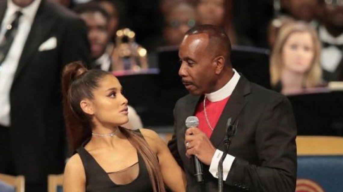 Ariana y el Obispo
