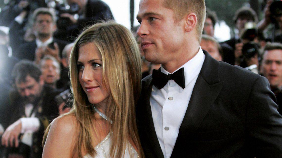 Jennifer y Brad estuvieron juntos desde 1998 hasta 2005