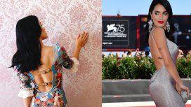 Los looks súper sensuales de Lali Espósito en el Festival de Venecia