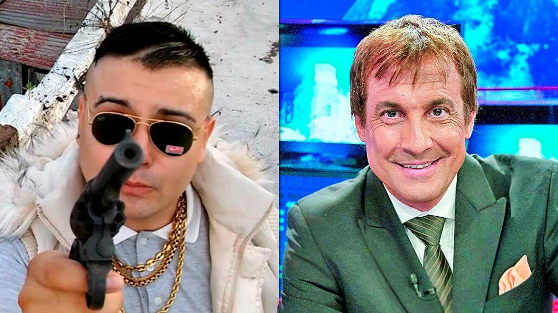Un cantante le respondió a Paulo Vilouta por acusarlo de instigar saqueos