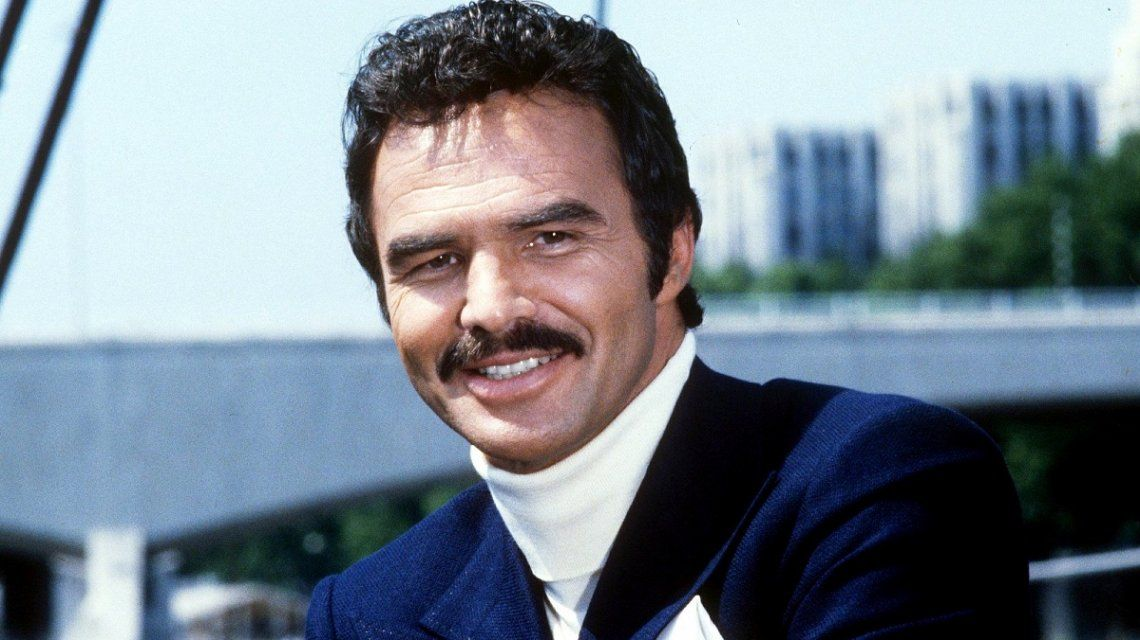 Murió la estrella de Hollywood Burt Reynolds
