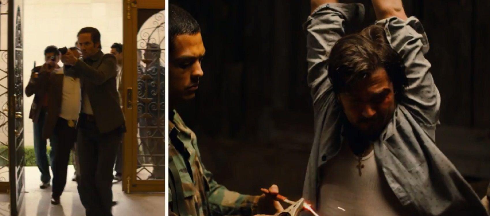 Armas, explosiones y torturas: el teaser de Narcos: México