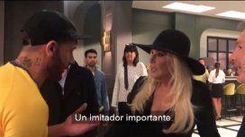 ¡No lo reconoció! El desopilante video de Susana Giménez con Martín Bossi