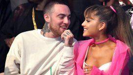 Murió el rapero Mac Miller, ex de Ariana Grande