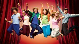 Se viene la serie de High School Musical