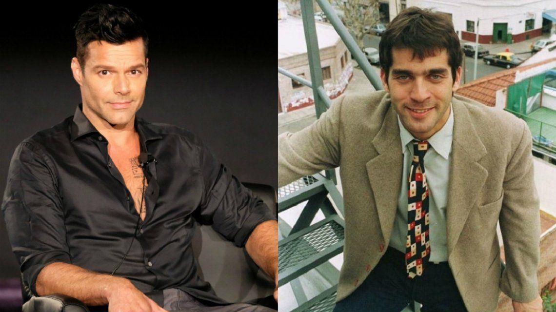 Los secretos del romance oculto entre Ricky Martin y Juan Castro
