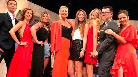Angie Balbiani y Barbie Simons, las amigas de Pampita que la acompañaron desde el cable
