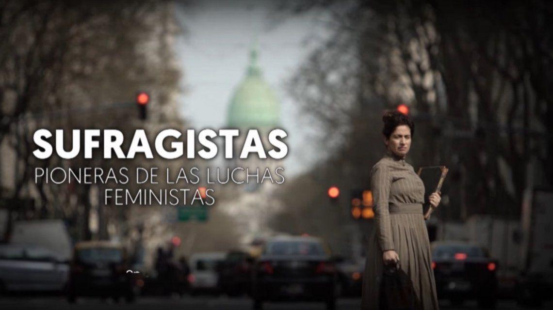 Martín Fierro de cable: nominaron como programa de moda a un documental sobre la lucha feminista