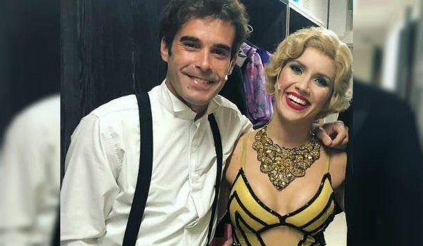 """Nico Cabré y Laurita en """"Sugar"""" <br>"""