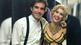 Nico Cabré y Laurita en Sugar