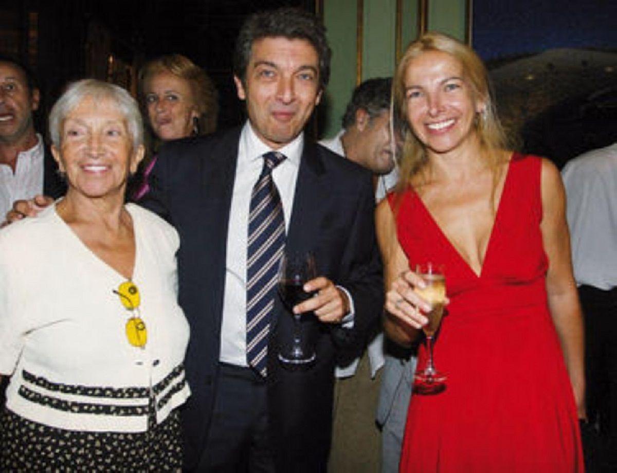 Dolor inmenso: murió la madre de Ricardo Darín