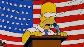 Revelan uno de los secretos mejor guardados de Los Simpson