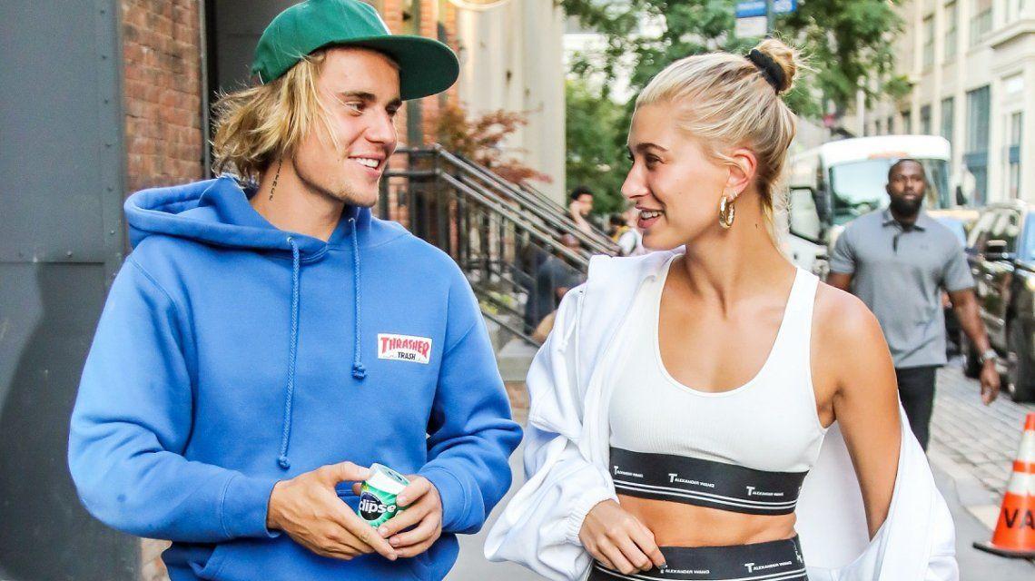 Justin Bieber se casó en secreto