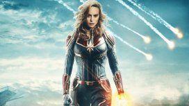El tráiler de la película de la superhéroe de Marvel más esperada