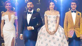 Los looks de los Emmy Awards (gentileza crédito E! Entertainment)
