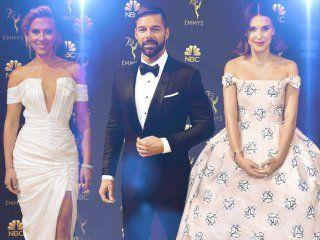 Los looks de los Emmy Awards (gentileza crédito E! Entertainment)