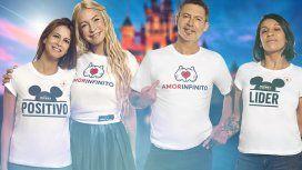 Los famosos argentinos celebran los 90 de Mickey Mouse