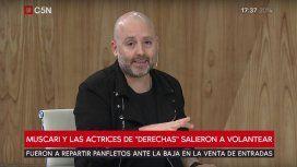 José María Muscari: Hay gente que le cuesta llegar a fin de mes