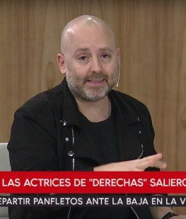 José María Muscari: Hay gente que le cuesta llegar a fin de mes, imagínate ir al teatro