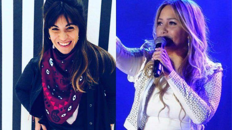 Gianinna Maradona vs los fanáticos de Karina