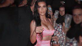 Kim Kardashian en el 2018