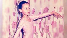 ¿Quién es esta famosa que jugaba a ser bailarina clásica a los seis años?