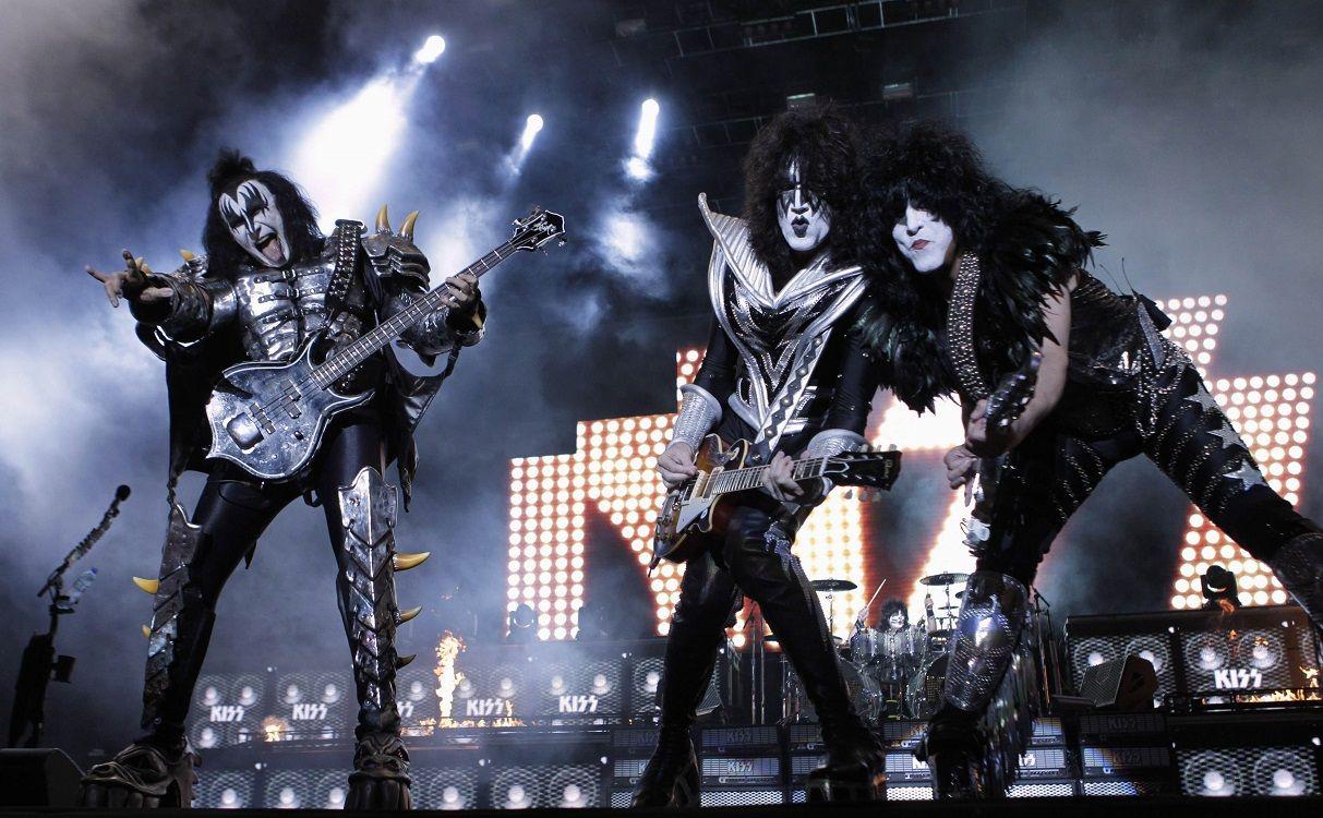 Kiss anunció su retiro después de 45 años de carrera
