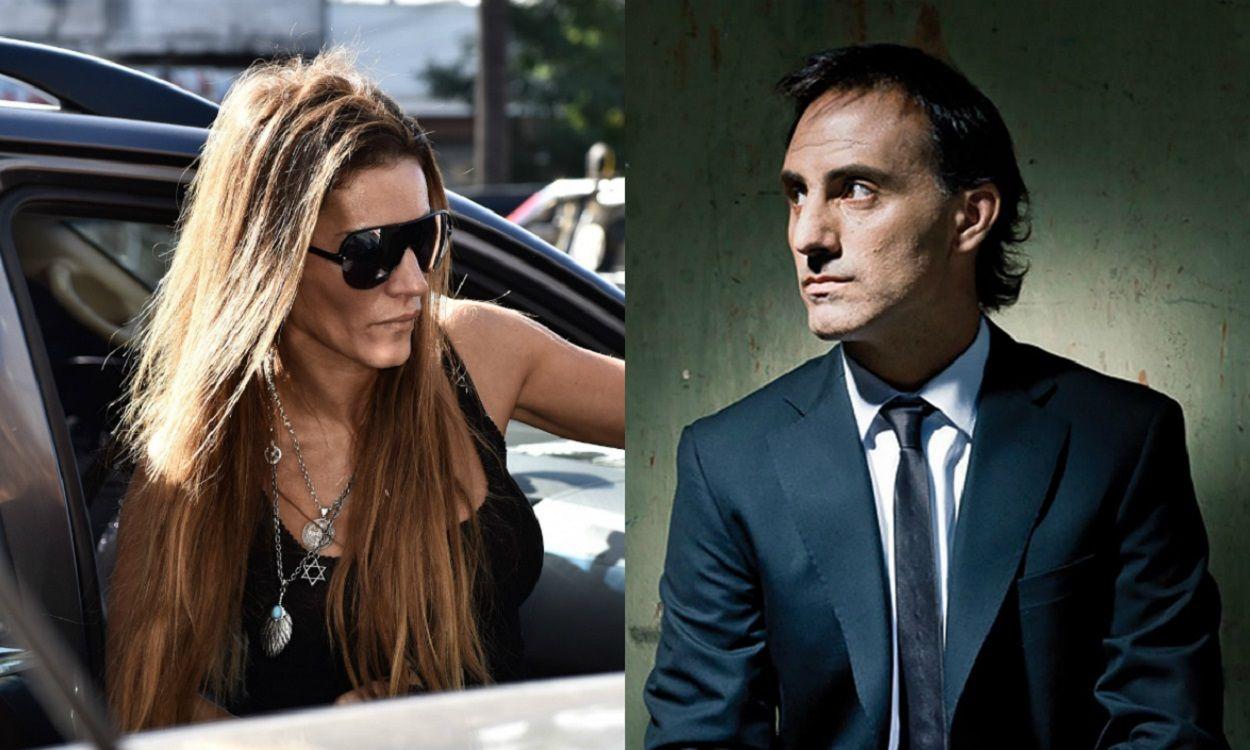 Natacha Jaitt aseguró que Diego Latorre tiene otra amante