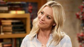 La parte del set de The Big Bang Theory que odia Kaley Cuoco