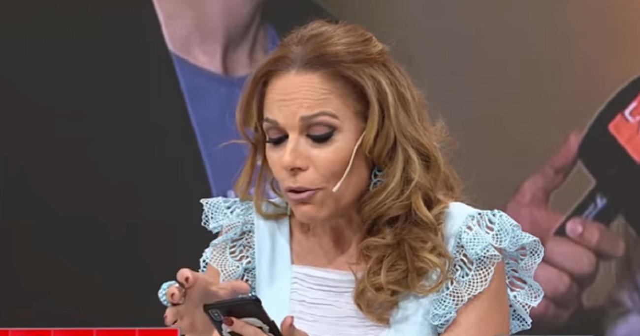 Iliana Calabró y Laurita Fernández