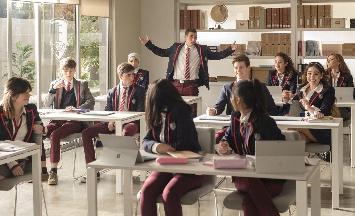 La nueva serie de los actores de La casa de papel, entre los estrenos de octubre de Netflix