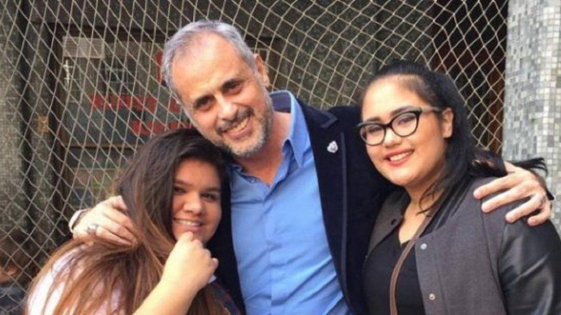 Jorge Rial habló de su vínculo con Morena: Estamos en un acercamiento amoroso