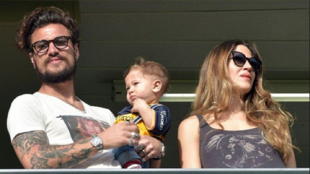 Jimena Barón dijo que Daniel Osvaldo nunca se ocupó de su hijo.
