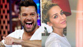 Soledad Fandiño contó cómo empezó su amistad con Ricky Martin