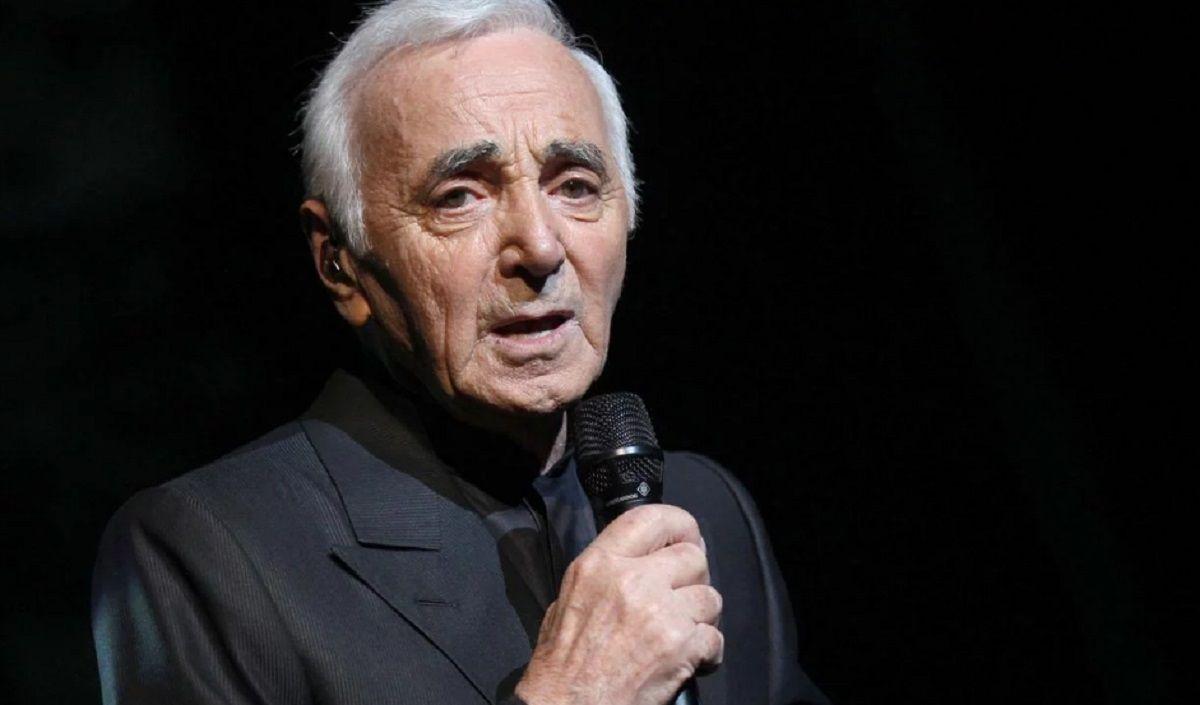 Luto en el mundo de la música: murió el cantante Charles Aznavour